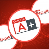New Deal: 95% off the CompTIA IT Certification Bundle Image